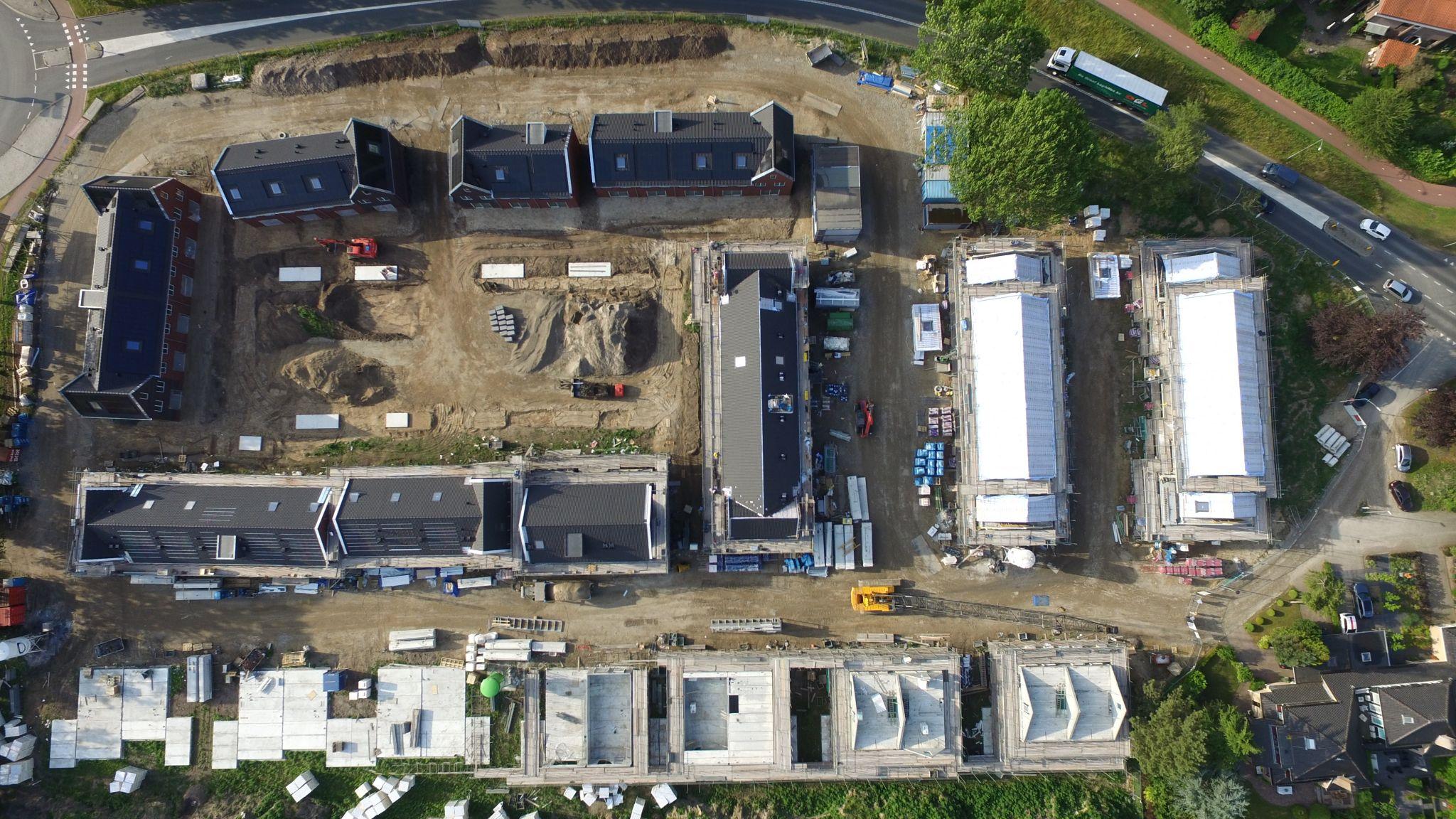 De Beeckhof dronefoto