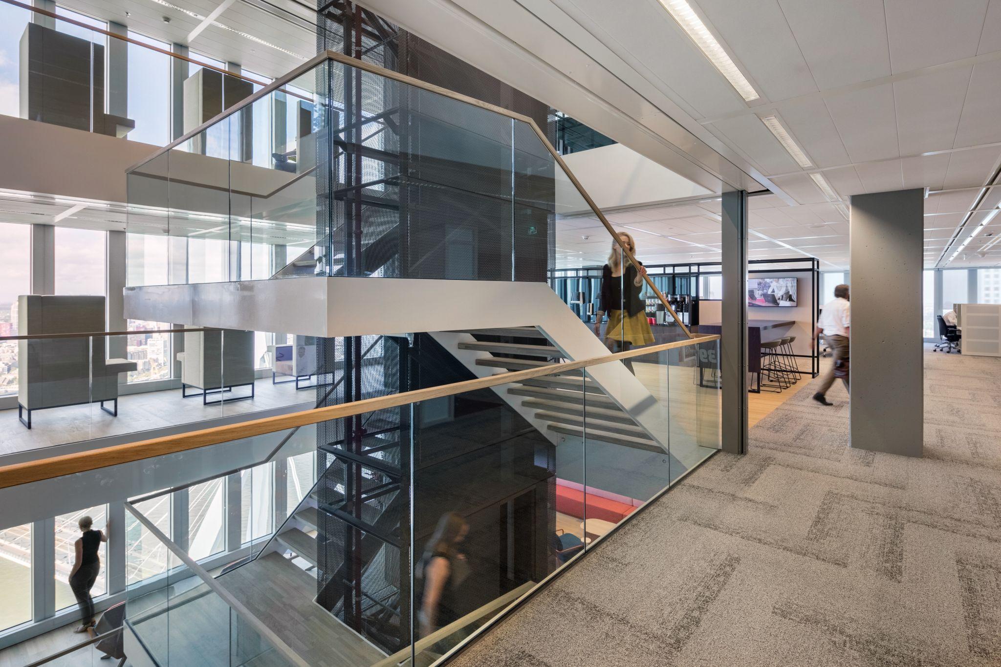 MediaMarkt Rotterdam kantoor binnen